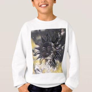 Sleepy Sun Moon Sweatshirt