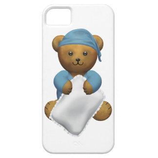 Sleepy Teddy bear iPhone 5 Cases