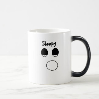 Sleepy Temperature Changing Mug