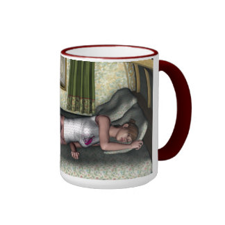 Sleepy Time Hot Chocolate Mug
