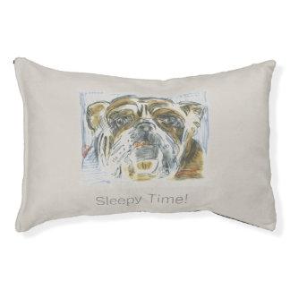 Sleepy Time - Indoor Dog Bed