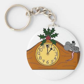 Sleepy time key chain