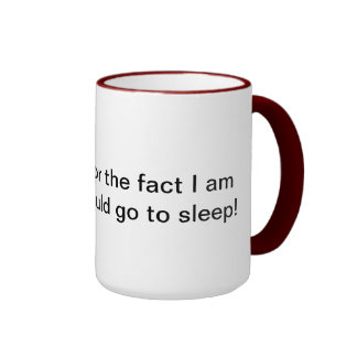 Sleepy Time Mug