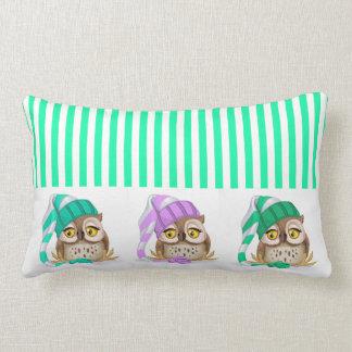 Sleepy Time Owl Pillow