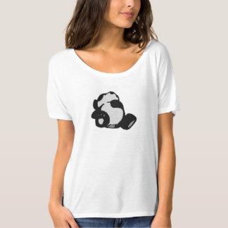 sleepy time panda t shirt