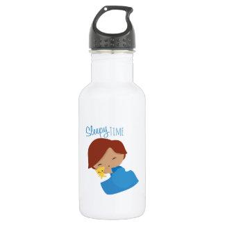 Sleepy Time 18oz Water Bottle