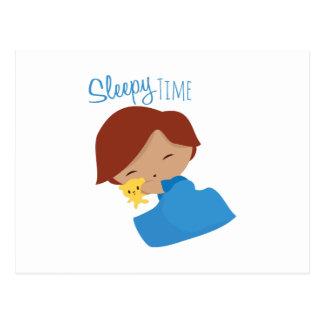 Sleepy Time Post Cards