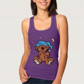 Sleepy Time Teddy Bear Shirt
