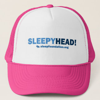 Sleepyhead! Hat (PINK)