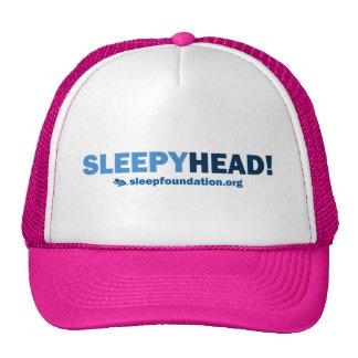 Sleepyhead! Hat (PINK)