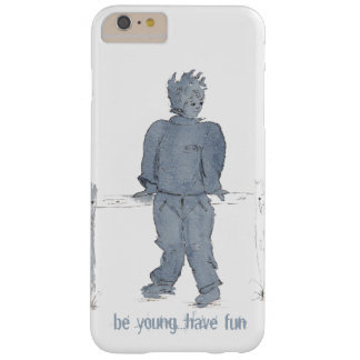 Sleeve Apple 6/6s knows with Teenie print Barely There iPhone 6 Plus Case