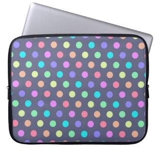 Sleeve Laptop Polka Dots Laptop Sleeve