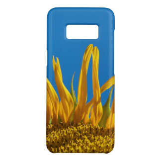 Sleeve with sunflower and blue sky Case-Mate samsung galaxy s8 case