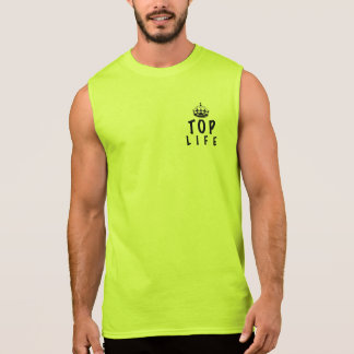 Sleeveless TopLife Sleeveless Shirt