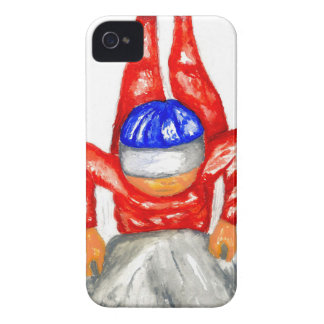 Sleigh Sport Watercolor2 iPhone 4 Cover
