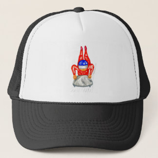 Sleigh Sport Watercolor2 Trucker Hat