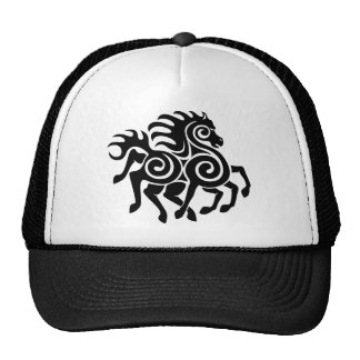 Sleipnir by Mike Craghead Trucker Hat