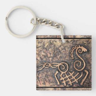 Sleipnir Keychain