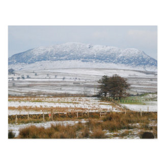 Slemish County Antrim Postcard