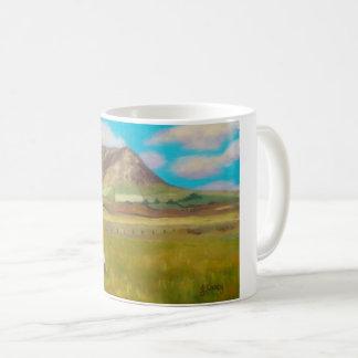 Slemish Mountain Painting Mug by Joanne Casey