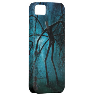 Slender Man and the Lost Soul iPhone 5 Cover