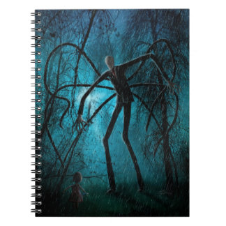 Slender Man and the Lost Soul Note Books