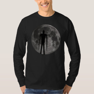 Slender Moon Long Sleeve T-Shirt
