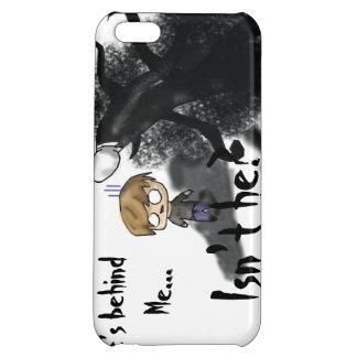 Slenderman Pewdie iPhone 5 Case