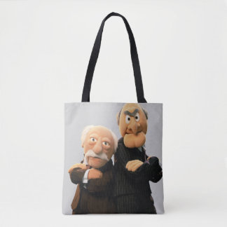 Sler And Waldorf Arms Crossed Tote Bag