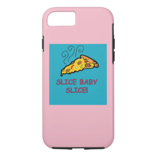 slice baby slice pizza cover! iPhone 8/7 case