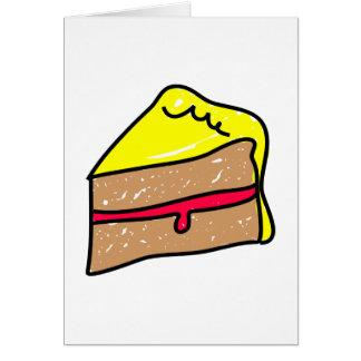 Slice of Cake Card