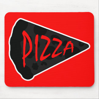 Slice of Pizza Mouse Pad