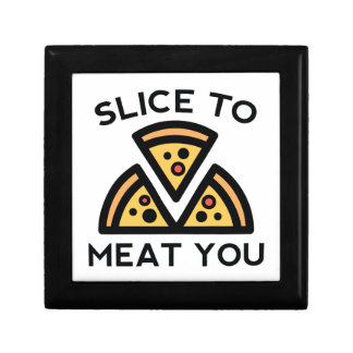 Slice To Meat You Gift Box
