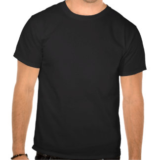 Sliced and Diced - White on Dark T Shirt