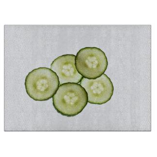 Sliced Cucumbers Boards