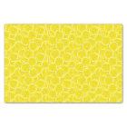Sliced Lemon Pattern Tissue Paper