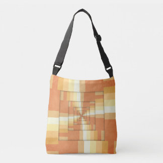 Slices of Orange Crossbody Bag