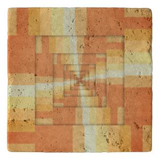 Slices of Orange Trivet