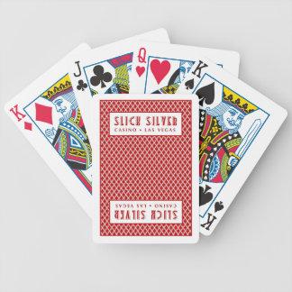 Slick Silver Casino Cards