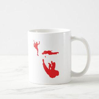 Slide and Shoot Coffee Mug