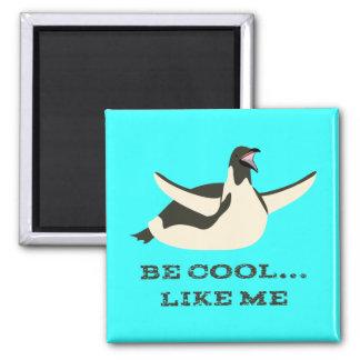 Sliding Penguin Magnet
