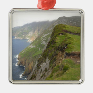 Slieve League Metal Ornament