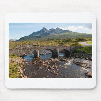 Sligachan Bridge, Isle of Skye, Scotland Mouse Pad