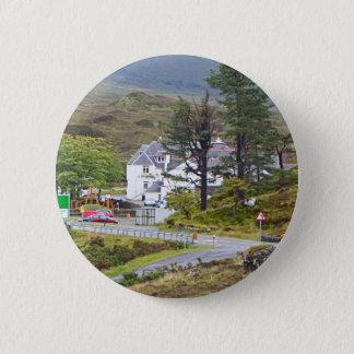 Sligachan Hotel, Isle of Skye, Scotland 2 Inch Round Button