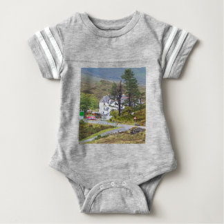 Sligachan Hotel, Isle of Skye, Scotland Baby Bodysuit