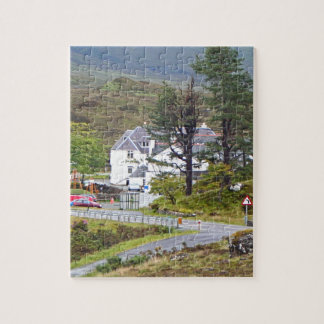 Sligachan Hotel, Isle of Skye, Scotland Jigsaw Puzzle