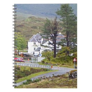 Sligachan Hotel, Isle of Skye, Scotland Notebook