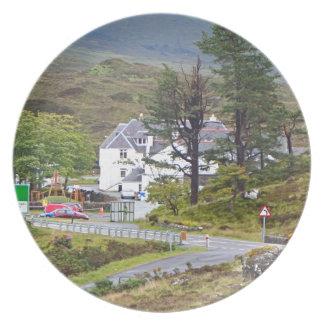Sligachan Hotel, Isle of Skye, Scotland Plate