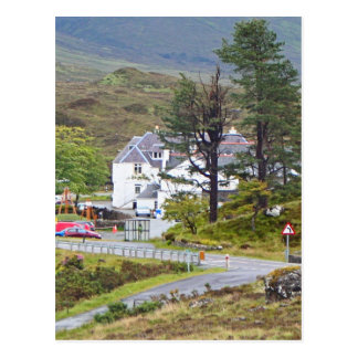 Sligachan Hotel, Isle of Skye, Scotland Postcard