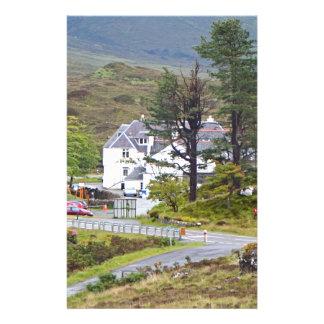Sligachan Hotel, Isle of Skye, Scotland Stationery